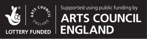 Funded by the Arts Council England